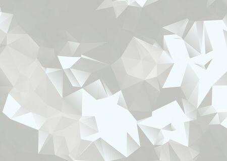 eps vector art: Colorful polygonal mosaic background vector art EPS 10. Illustration