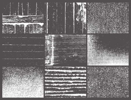 similar: Abstract picture from nine windows similar to a gray photo.