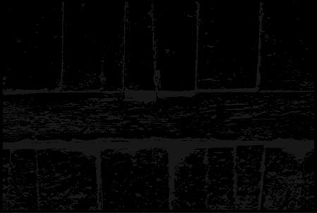Wooden grunge background design template. Vector illustration