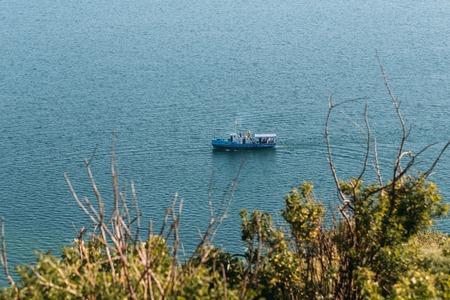 Lake Sevan, Armenia Reklamní fotografie