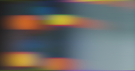 colorful and digital abstract blurred horizontal background