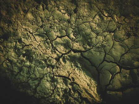 poisoned dead dry soil post apocalypse background