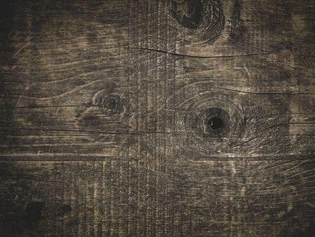 darkened wooden vintage design background Archivio Fotografico - 132119760