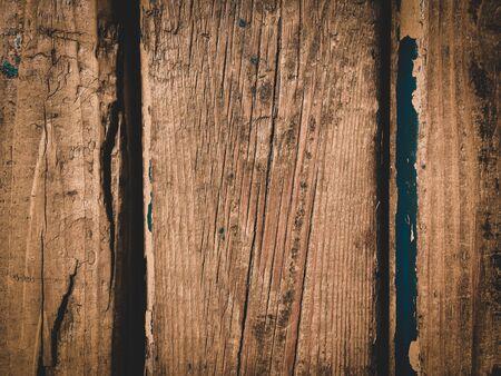 old vintage wooden boards empty designer background