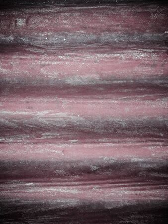 old painted red slate roofing material