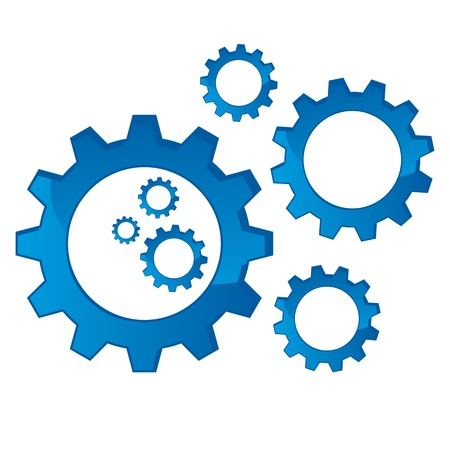 tertiary: cogs mechanism for business ideas