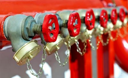 installatie van brandveiligheid
