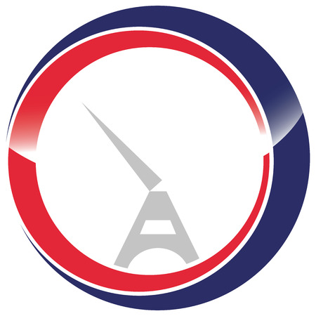 kamikaze: terrorism in france with tower eiffel