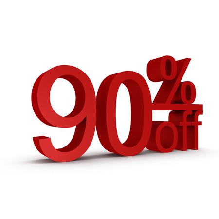 90: 90% discount 3d render
