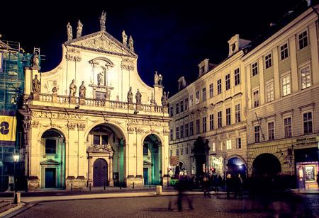salvator: Catholic church of Salvator (Prague, Czech Republic)