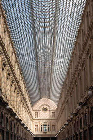 Bruxelles: The City of Brussels, Royales Saint–Hubert Galleries