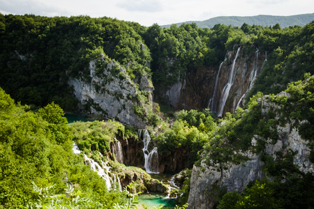national parks: Plitvice Lakes National Park is one of the oldest national parks in Southeast Europe and the largest national park in Croatia.