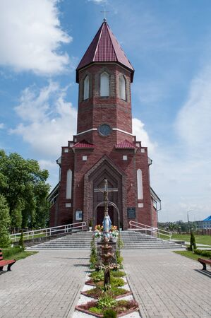 rus: Kletsk is a city in the Minsk Region of Belarus, located on the Lan River