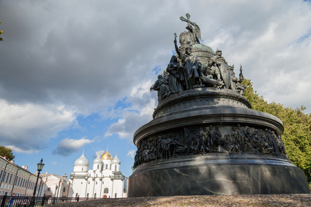 Veliky Novgorod, also known as Novgorod the Great is one of the oldest and most important historic cities in Russia