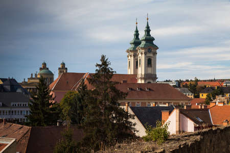 Eger is best known for its castle, thermal baths, baroque buildings, the northernmost Ottoman minaret, dishes and red wines