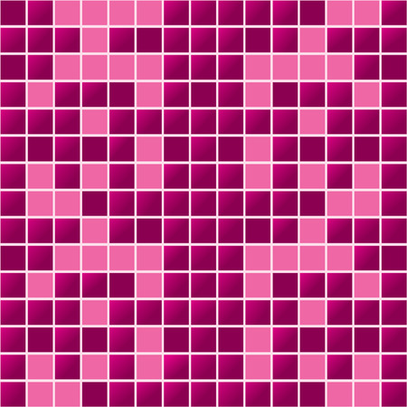 diagonals: Vector image of rectangles, good for background and pattern for graphical composition Illustration