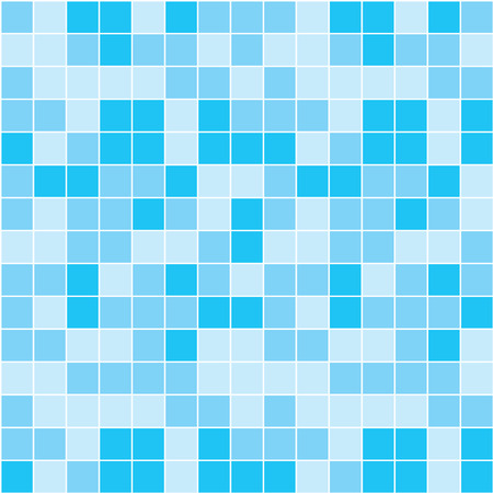 Vector image of rectangles, good for background and pattern for graphical composition Illustration