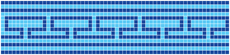 image of rectangles, good for background and pattern for graphical composition Illustration