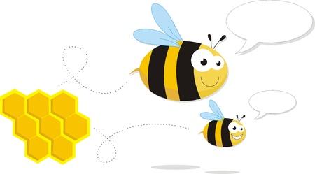 talking: Talking Bees
