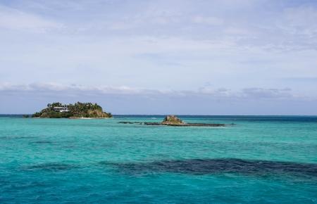 Islands in the Pacific Ocean photo