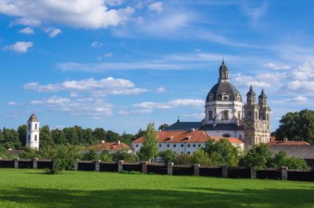 kaunas: Pazhayslissky monastery in Kaunas