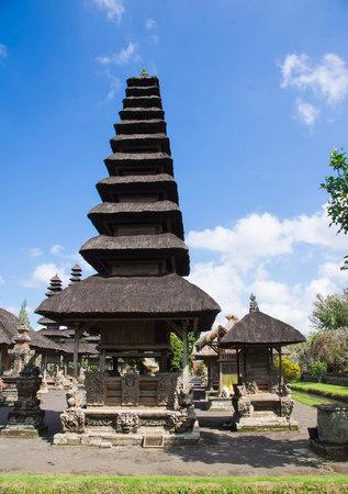 taman: Taman Ayun  temple in Bali, Indonesia Stock Photo