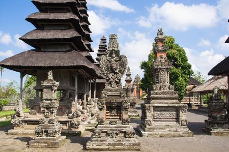 taman: Temple structures Taman Ayun
