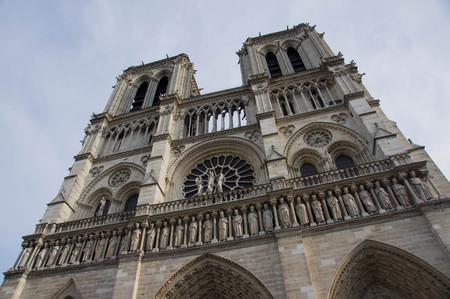 notre dame cathedral: Notre Dame Cathedral, Paris, France