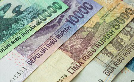 Indonesian rupiah Zdjęcie Seryjne