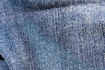 blue denim: Blue denim texture and background close up Stock Photo