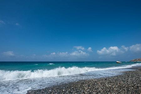 afrodita: Lugar de nacimiento de la diosa Afrodita, Chipre, Paphos