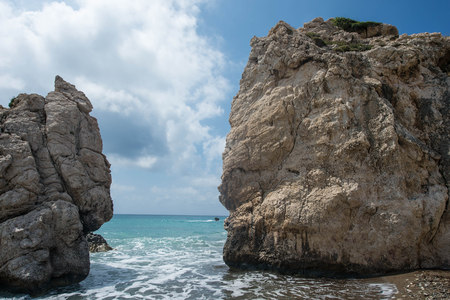 afrodita: Place of birth of the goddess Aphrodite, Cyprus, Paphos