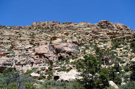 Mountain in  Rock Canyon, Nevada
