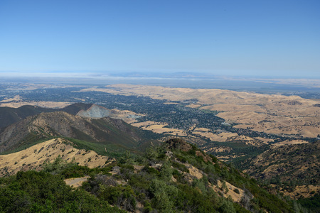 Mount Diablo State Park, Northern California, United States