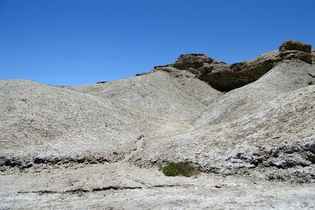 Salt Creek Trail in Death Valley National Park, California, USA