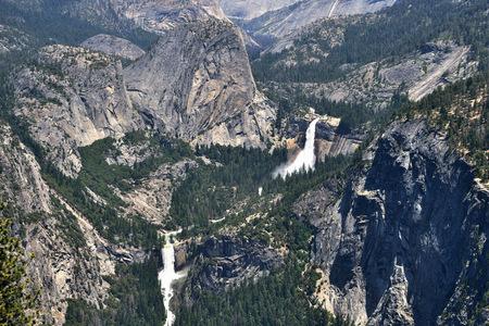 Beautiful Yosemite National Park landscape, California, USA Stock fotó