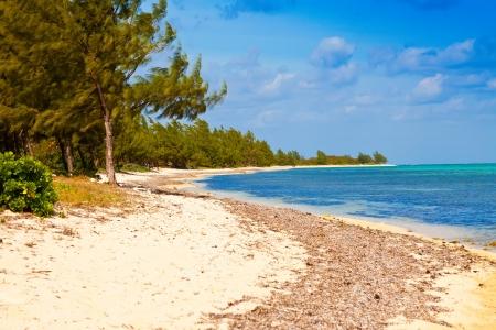 Seven Mile Beach on Grand Cayman, Cayman Islands