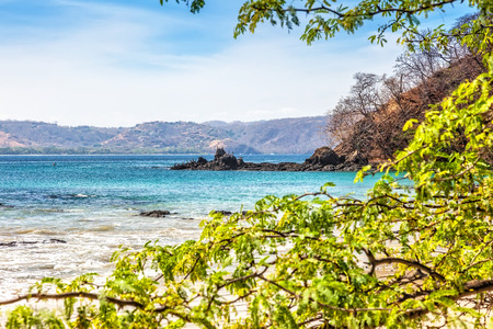 The Golfo de Papagayo in Guanacaste, Costa Rica