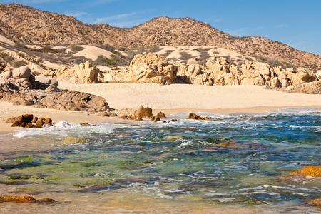 lucas: Where the sea meets the desert - in Cabo San Lucas, Mexico