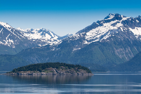 alaska scenic: Scenic Lanscape and Wilderness terrain that makes Alaska so beautiful