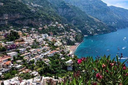 positano: Positano is a cliffside village on southern Italys Amalfi Coast on the Tyrrhenian Sea.