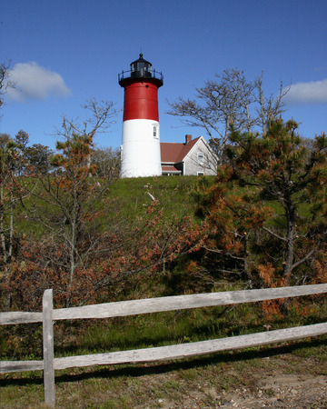 Light House at Cape Cod