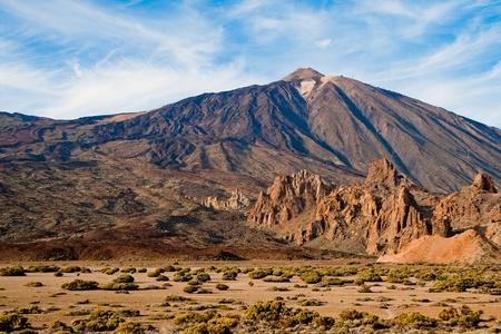 El Teide, volcano in Tenerife photo
