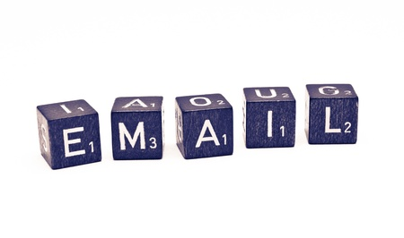 Formation of some dice spelling email