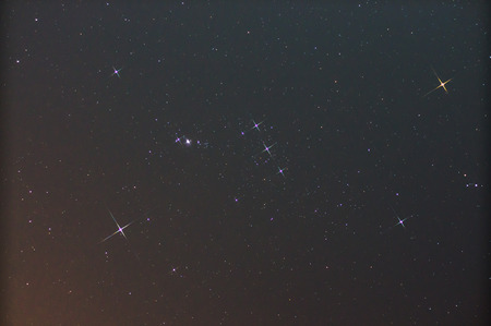 orion: Constellation Orion, Tai Po, Hong Kong, China