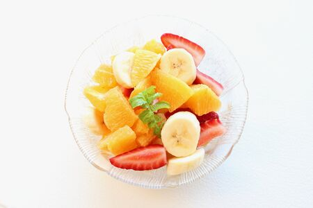 fruity salad: Fruit salad