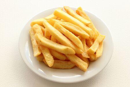 Fried Potatoes on plate
