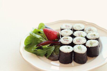Japanese Sushi, Negitoro maki