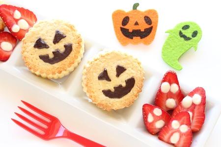 Halloween scone for kids