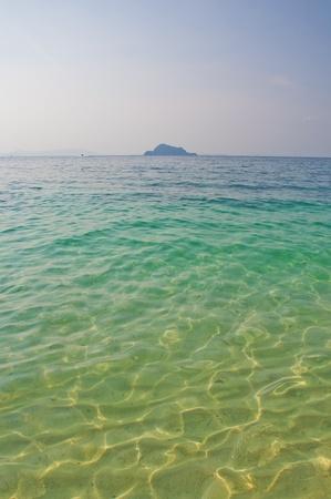 A sea of Phuket, Thailand  photo